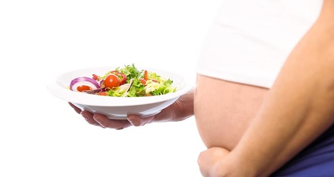 【懷孕4-6個月】孕媽咪均衡飲食,讓妳養胎不養肉